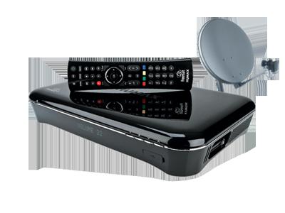 Freesat Satellite TV